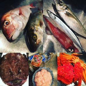 天然魚多数